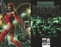 MARVEL KNIGHTS 20TH #3 B (OF 6) Kaare Andrews Connecting Variant (12/05/2018)
