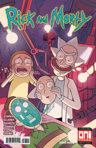 RICK & MORTY #46 A Oni Marc Ellerby (01/30/2019)