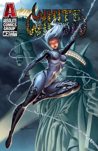 WHITE WIDOW #2 B Red Giant Ace Continuado Red Foil Variant Jamie Tyndall (05/29/2019)