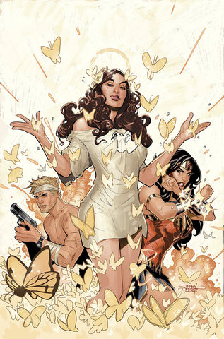 WONDER WOMAN #61 A DC Terry Dodson (01/02/2019)