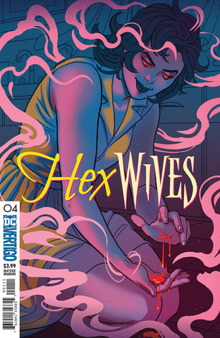 HEX WIVES #4 DC Paulina Ganucheau (MR) (01/30/2019)