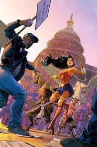WONDER WOMAN #63 A DC  Xermanico (01/30/2019)