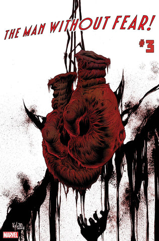 MAN WITHOUT FEAR #3 A Marvel Kyle Hotz Daredevil (01/16/2019)