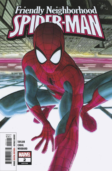 FRIENDLY NEIGHBORHOOD SPIDER-MAN #2 Marvel Andrew Robinson (01/23/2019)
