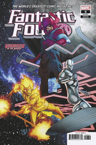 FANTASTIC FOUR #6 C Marvel Pasqual Ferry Guardians Of The Galaxy Variant (01/09/2019)