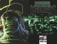 MARVEL KNIGHTS 20TH #6 (OF 6) C Marvel Kaare Andrews Connecting Variant (01/30/2019)