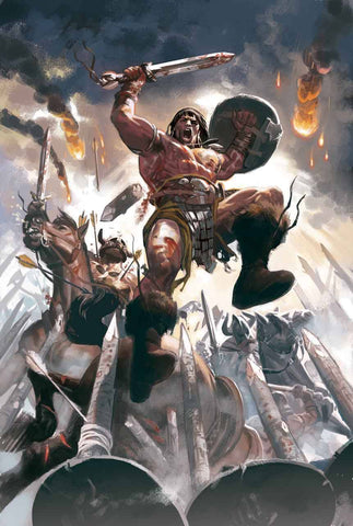 CONAN THE BARBARIAN #1 Marvel 1:25 Daniel Acuna Variant (01/02/2019)