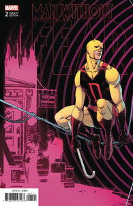 MAN WITHOUT FEAR #2 B Marvel Connecting Variant Daredevil (01/09/2019)