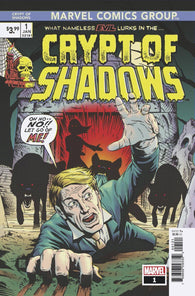CRYPT OF SHADOWS #1 B Marvel John Tyler Christopher Variant (01/23/2019)