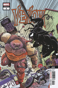 VENOM ANNUAL #1 Marvel 2nd Print James Stokoe Variant Donny Cates (11/21/2018)