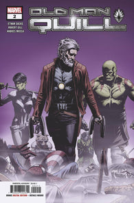 OLD MAN QUILL #2 (OF 12) Marvel John Tyler Christopher (02/20/2019)