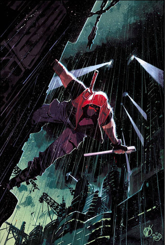 RED HOOD OUTLAW #31 B DC Matteo Scalera Variant (02/13/2019)