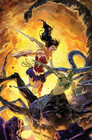 WONDER WOMAN #65 A DC Xermanico G. Willow Wilson (02/27/2019)