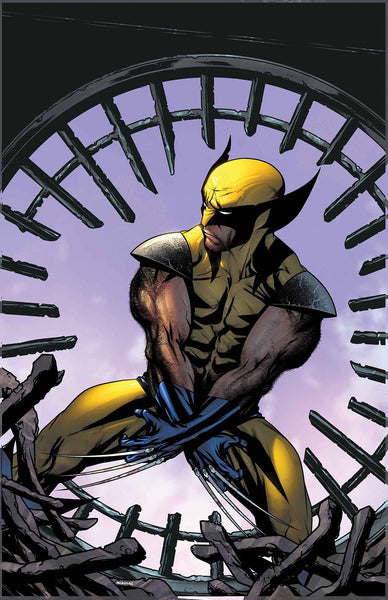 WOLVERINE INFINITY WATCH #1 (OF 5) Marvel 1:25 Mike McKone Variant (02/20/2019)