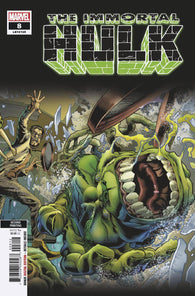 IMMORTAL HULK #8 Marvel 2nd Print Joe Bennett Variant (12/19/2018)