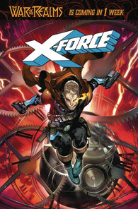X-FORCE #5 Pepe Larraz Ed Brisson (03/27/2019) MARVEL