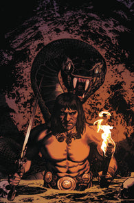 CONAN THE BARBARIAN #4 1:25 Greg Smallwood Variant (03/06/2019) MARVEL