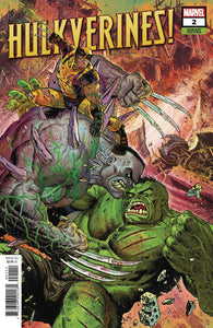 HULKVERINES #2 (OF 3) Tony MOORE Variant (03/27/2019) MARVEL