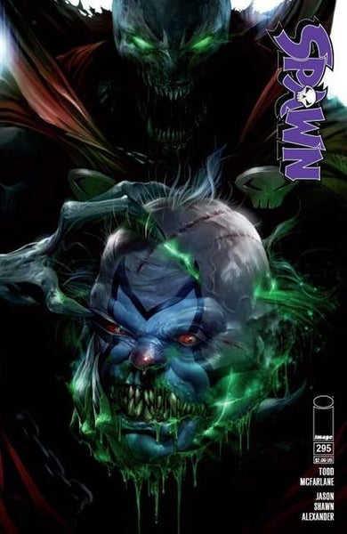SPAWN #295 A Francesco MATTINA Todd McFarlane (03/27/2019) IMAGE
