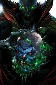 SPAWN #295 B Francesco MATTINA VIRGIN Variant Todd McFarlane (03/27/2019) IMAGE