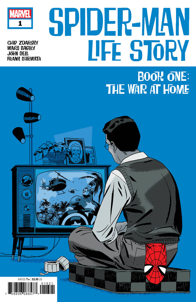 Life Story Magazine Justin Bieber A Personal View 2011 New: SPIDER-MAN LIFE STORY #1 (OF 6) 1:50 Marcos Martin Variant