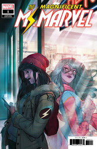MAGNIFICENT MS MARVEL #1 1:25 Babs Tarr Variant (03/13/2019) MARVEL