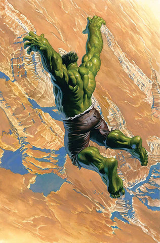 IMMORTAL HULK #15 Marvels 25th Alex Ross Variant Al Ewing (03/20/2019) MARVEL