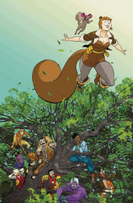 UNBEATABLE SQUIRREL GIRL #42 B 1:25 Marcos Martin Variant (03/13/2019) MARVEL