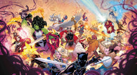 WAR OF REALMS #1 Russel DAUTERMAN WRAPAROUND GATEFOLD YOUNG GUNS Variant (04/03/2019) MARVEL
