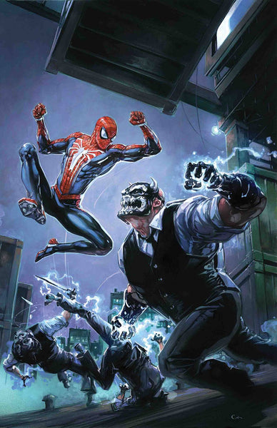 MARVELS SPIDER-MAN CITY AT WAR #2 A (OF 6) Clayton Crain (04/17/2019) MARVEL