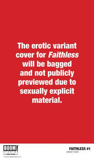 FAITHLESS #3 (OF 5) B Dani STRIPS Erotica Variant (MR) (06/19/2019) BOOM