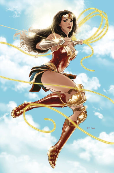 Wonder Woman #68 B Kaare Andrews Variant (04/10/2019) DC