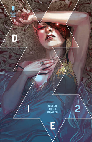 DIE #2 Image 2nd Print Stephanie Hans variant (MR) (02/13/2019)