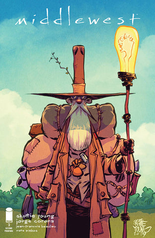 MIDDLEWEST #2 Image 2nd Print Skottie Young Variant (MR) (02/13/2019)