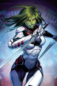 GUARDIANS OF THE GALAXY #5 B JONG-JU KIM BATTLE LINES Variant (05/15/2019) MARVEL