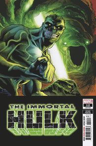 IMMORTAL HULK #12 Marvel 2nd Print Joe Bennett Variant (03/06/2019)