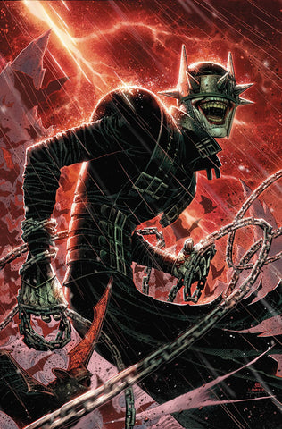 DCS YEAR OF THE VILLAIN #1 1:500 Jim Cheung Batman Who Laughs Variant Dark Nights Metal (05/01/2019) DC