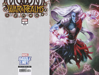 WAR OF REALMS #3 E (OF 6) HEEJIN JEON BATTLE LINES Variant (05/01/2019) MARVEL