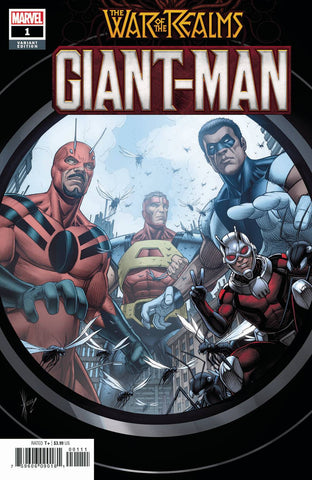 GIANT MAN #1 B Dale KEOWN Variant (05/15/2019) MARVEL