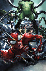 Spider-Man City At War #4 A Clayton Crain Sinister Six (06/19/2019) Marvel