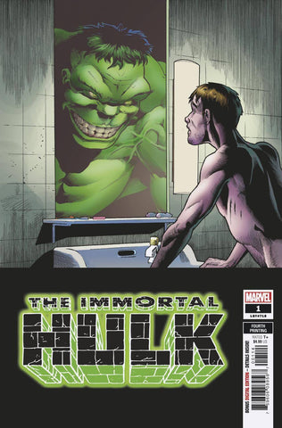 IMMORTAL HULK #1 4th Print Variant (03/27/2019)