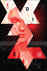 DIE #1 Image 4th Print Stephanie Hans Variant Kieron Gillen (MR) (03/20/2019)