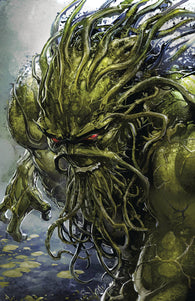 Justice League Dark #12 B Clayton Crain Variant Swamp Thing (06/26/2019) DC