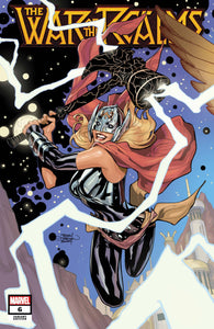 WAR OF REALMS #6 (OF 6) E Terry DODSON SPOILER Variant (06/26/2019) MARVEL
