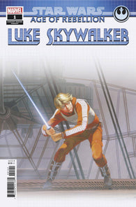 STAR WARS AOR LUKE SKYWALKER #1 C Chris Sprouse CONCEPT Variant (06/05/2019) MARVEL