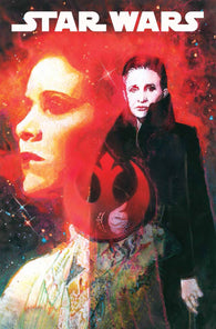STAR WARS #67 Bill Sienkiewicz Princess Leia Variant (06/19/2019) MARVEL