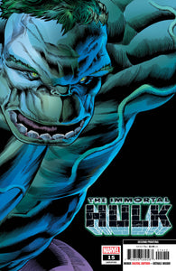 IMMORTAL HULK #15 2nd Print Joe Bennett Variant (04/17/2019) MARVEL