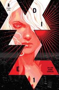 DIE #1 Image 5th Print Stephanie Hans Variant Kieron Gillen (MR) (04/17/2019)