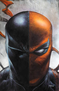 DEATHSTROKE #45 B David Finch Variant CARD STOCK Year Of The Villain THE OFFER (07/03/2019) DC