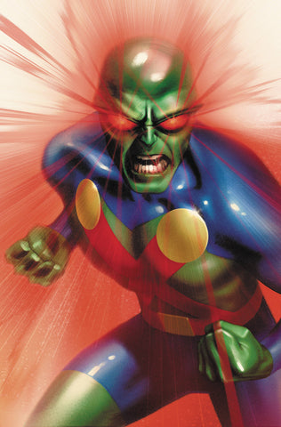 MARTIAN MANHUNTER #7 B (OF 12) Joshua Middleton Variant (07/24/2019) DC